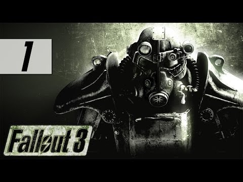 "Fallout 3 - Let's Play - Part 1 - ""My Name Is Jonas"""