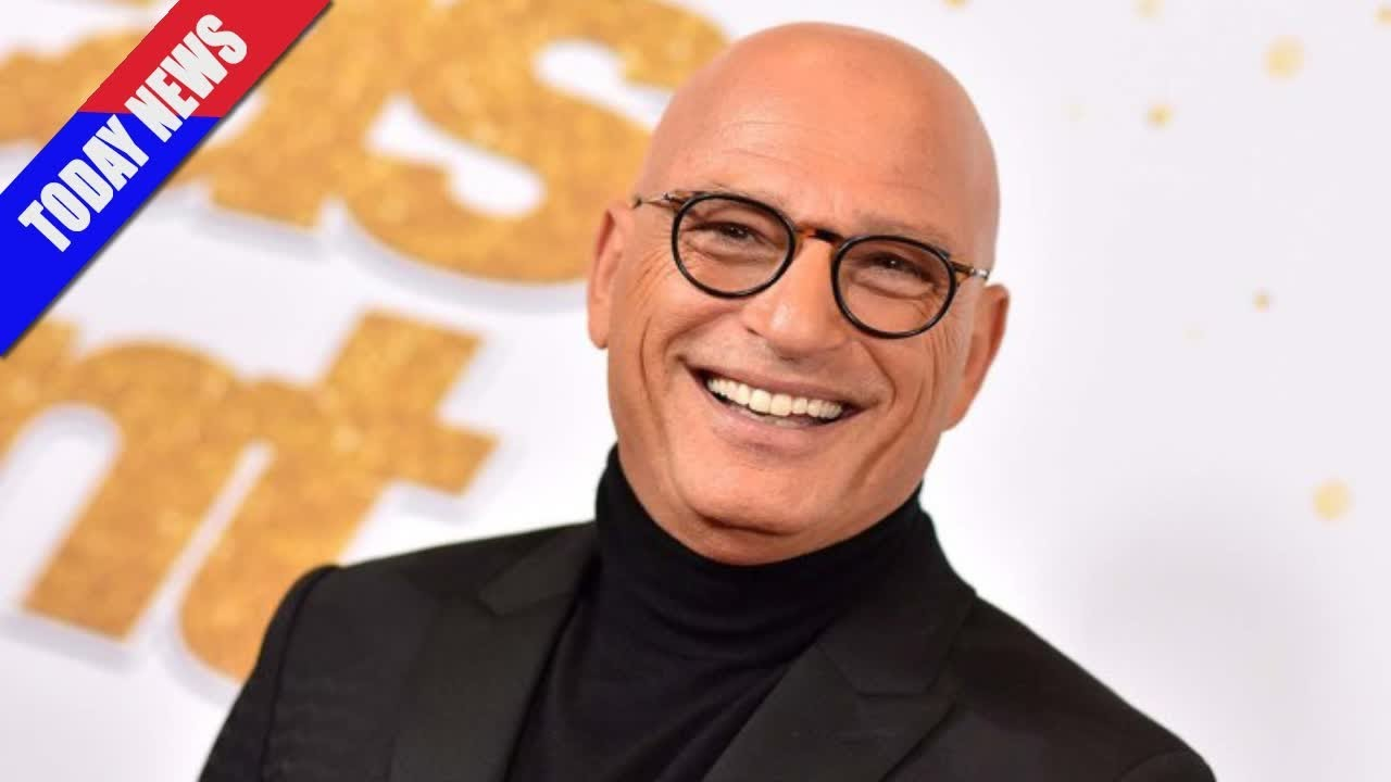 Howie Mandel back at home 'doing better' after fainting at LA ...
