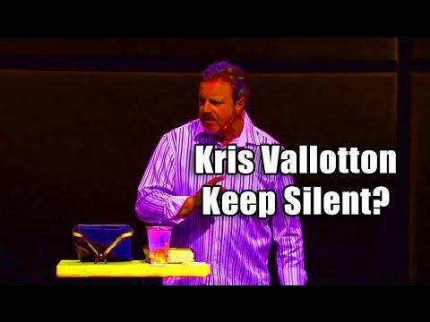 F4F   Kris Vallotton Keep Silent?