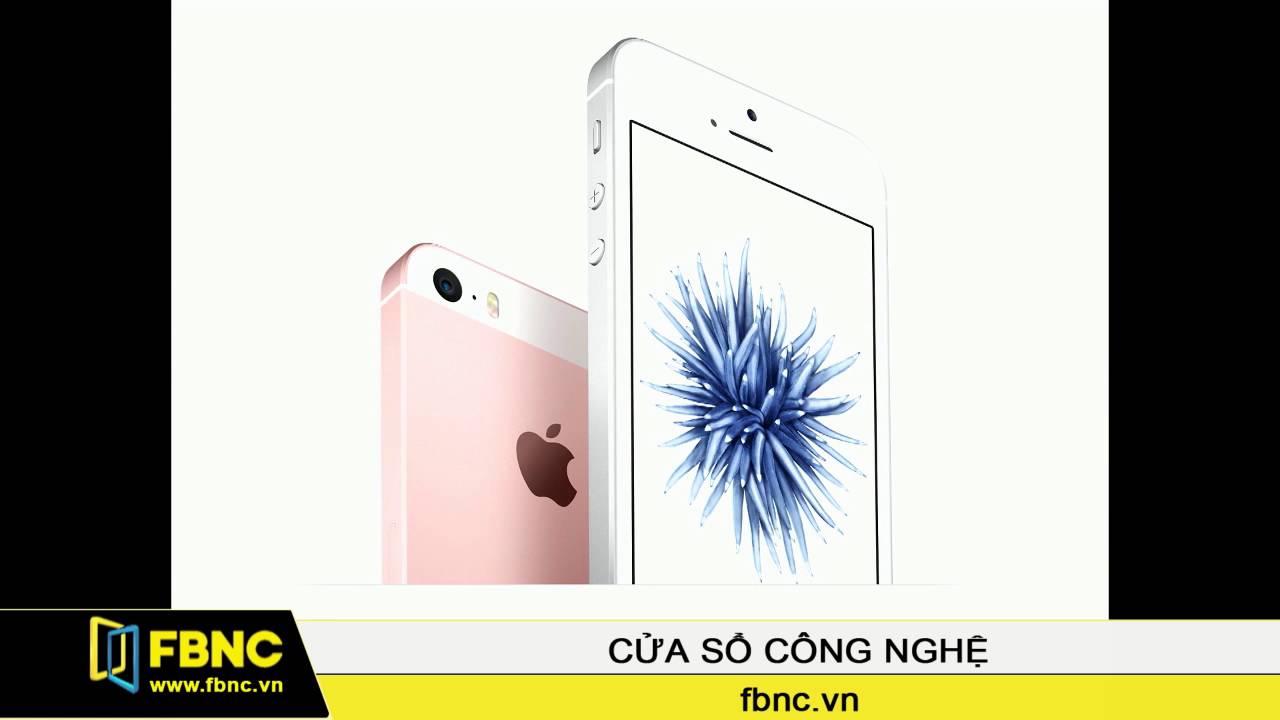 FBNC – Một số cách phân biệt iPhone SE và iPhone 5S
