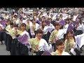 実践女子大学短期大学YOSAKOIソーラン部Wing 2017 風華 第17回 ひのよさこい祭 …