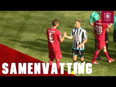 Oefenwedstrijd: Heracles - FC Twente 16-10-2017