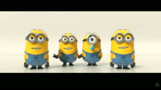 Despicable Me -Minions Singing Banana/Potato Song-