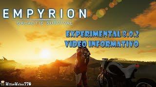 👽 EMPYRION GALACTIC Survival | Video Informativo | Experimental  8.0.2 | Español | Bug