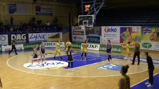 YOUNG ANGELS Košice - BKM Junior UKF Nitra