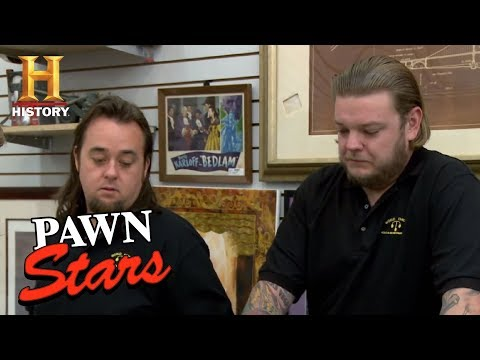 Pawn Stars: A Christmas Carol First Edition | History