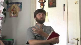 Виталий Черенько. Проповедь 2014. 1 часть