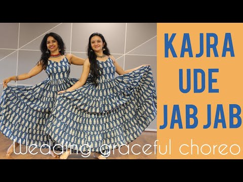 #weddingdance #girlsgracefulsteps/ KAJRA UDE JAB JAB/ BEST SHADI DANCE FOR GIRLS/ RITU'S DANCE