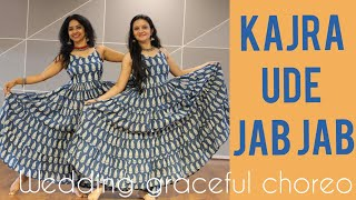 #weddingdance #girlsgracefulsteps/ KAJRA MOHABBATWALA/UDE JAB JAB/BEST SHADI DANCE GIRLS/ RITU DANCE