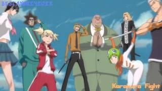 Bleach AMV Karakura Fight