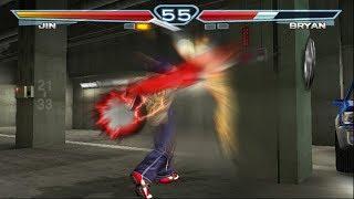 [TAS] Tekken 4 - Jin Kazama