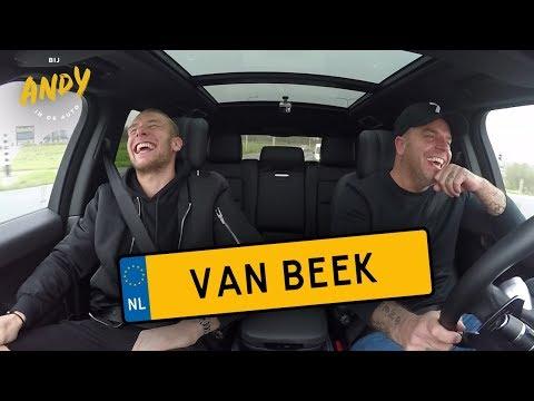 Sven van Beek -  Bij Andy in de auto