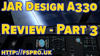 Review | X-Plane | JARDesign A330 | Pt 3 | Normal Law Flight Characteristics