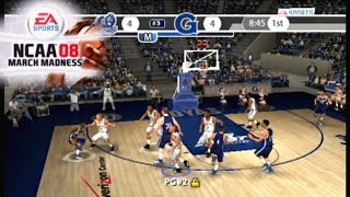 NCAA March Madness 08 ... (PS2)