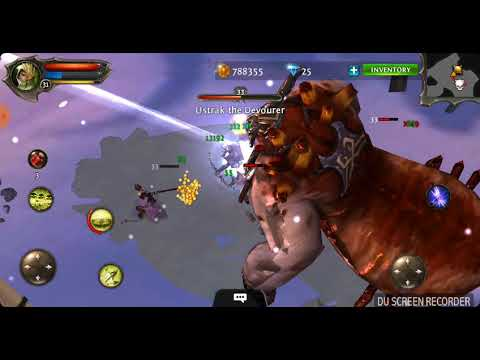 Dungeon Hunter 4 Gameplay & Boss Fight