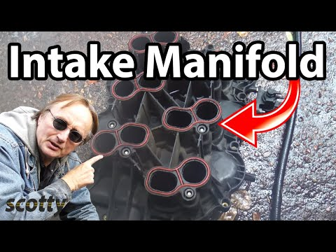 How to Replace a Intake Manifold Gasket in Your Car