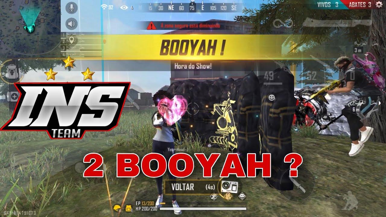 2 Booyah In Video 🔥😱 لقطات الأنفيشيما 🔥😱