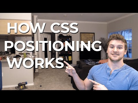 How CSS Positioning Works - CSS Tutorial thumbnail
