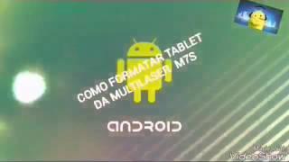 Como formatar tablet da multilaser m7s quand core !!
