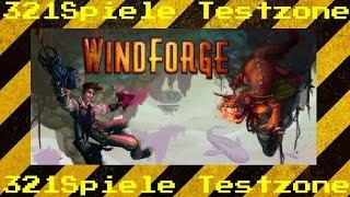 Windforge - Angespielt Testzone - Gameplay Deutsch