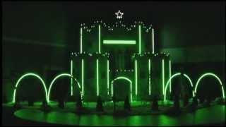 AMAZING METAL CHRISTMAS LIGHT SHOW  [HD]