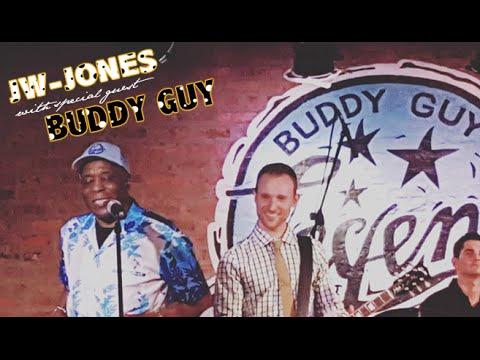 Buddy Guy sings B.B. King w/JW-Jones - Live in Chicago - September 2016