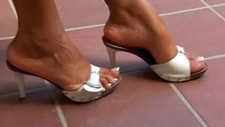 Diana piedi e zoccoli con french by  The Electric77