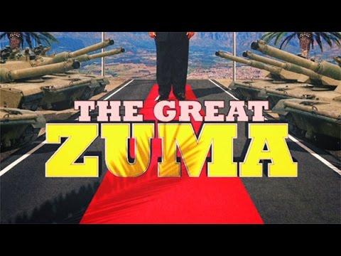 THE GREAT ZUMA