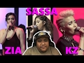 Download Wish Music Awards Medley - Zia, Sassa & KZ [MUSIC REACTION] MP3 song and Music Video