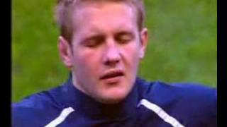 England Vs Scotland - National Anthems
