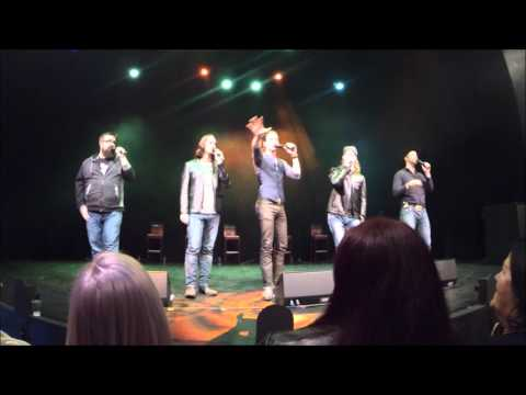 Home Free Recorded Live at St.Andrews in Scotland January 2016