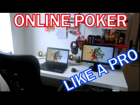 What You Need To Play Online Poker Like a Pro