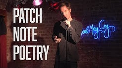 Patch Note Poetry - Easy Update