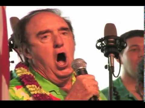 Jim Nabors Sings National Anthem In Hawaii