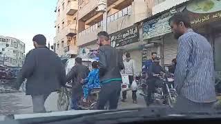 أجواء مدينة الباب قبيل أذان المغرب