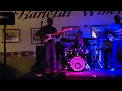 Clarence Spady Band ~