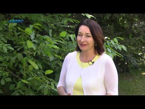ТРК Аверс: Ірина Констанкевич підтримує учасників АТО