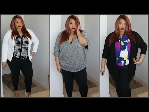 Plus Size Target Haul and Try-on/ Office Outfits |Celebrity Shopping
