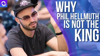 Bryn Kenney About Happiness And Why Phil Hellmuth Is Not The King
