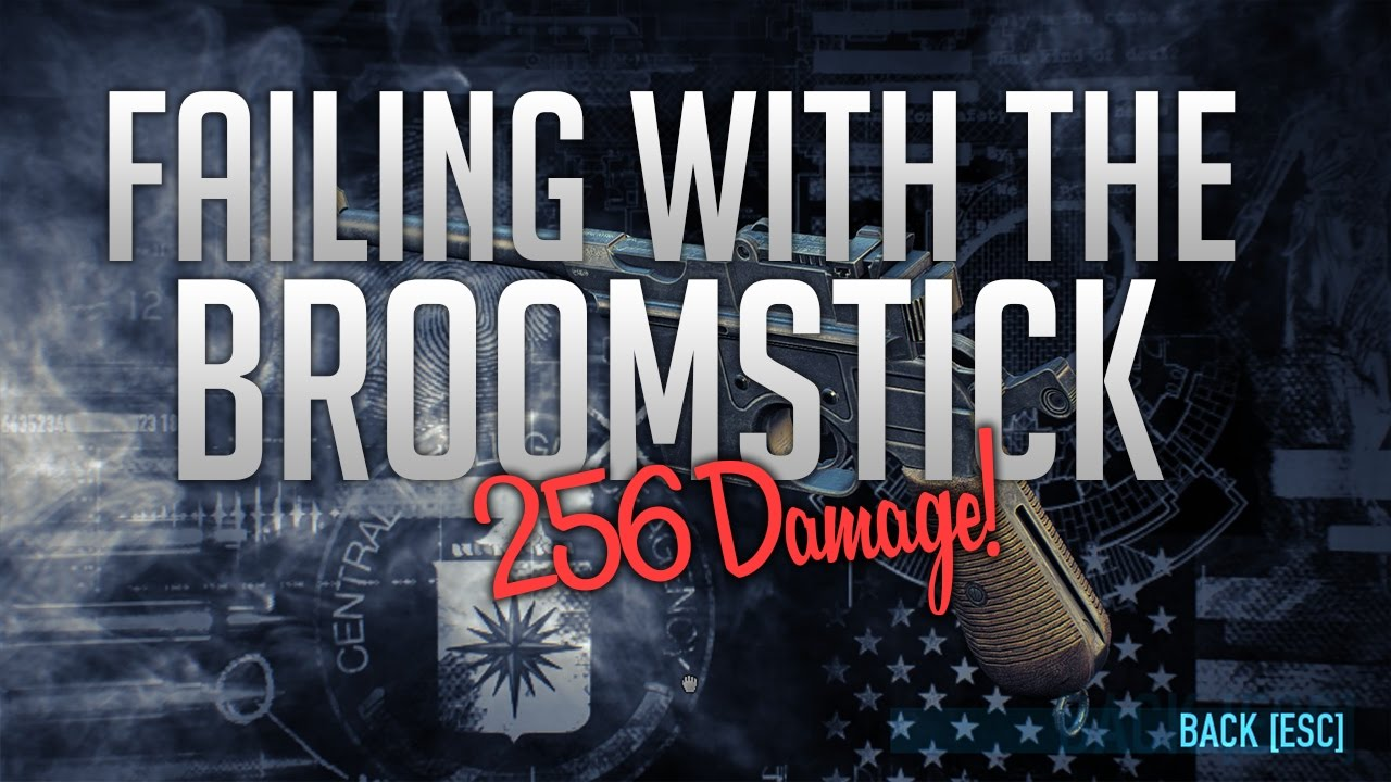 payday 2 broomstick