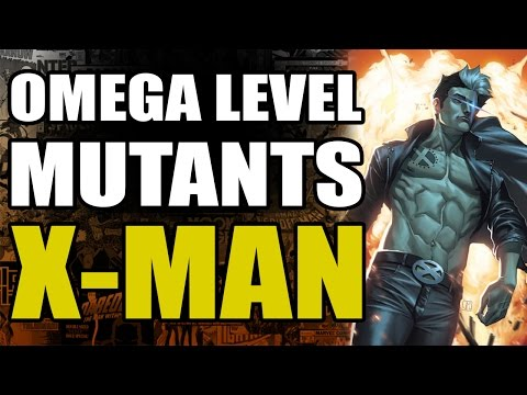 Omega Level Mutants: X-Man/Nate Grey | Comics Explained