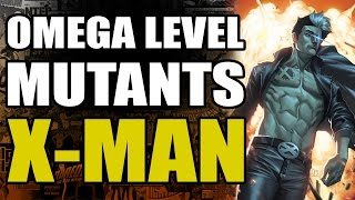 Omega Level Mutants: X-Man Nate Grey