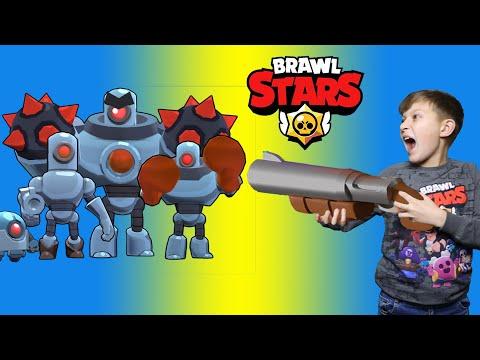 Brawl Stars ⚔️ Сможем ли мы побить свой рекорд в роборубке Бравл Старс