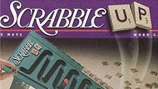 Scrabble UP Board Game Review
