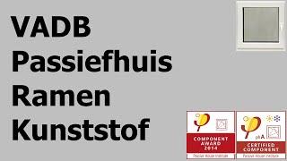 ECOwindoor Presentatie VADB PVC ramen voor passiefhuizen(Presentatie VADB PVC ramen voor passiefhuizen., 2015-01-15T00:30:39.000Z)