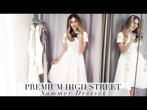 PREMIUM HIGH STREET SUMMER DRESSES | Lydia Elise Millen