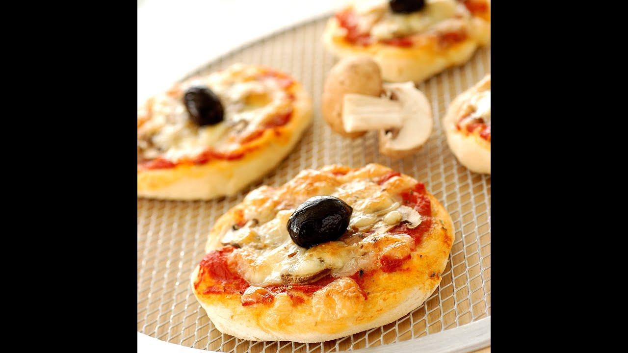 Recette Du Mini Pizza Facile Et Simple