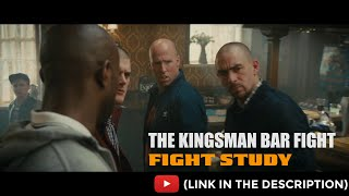 Fight 4 Thought Episode 1: The Kingsman Bar Fight
