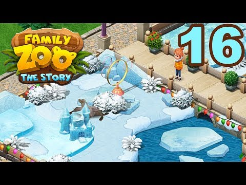 FAMILY ZOO THE STORY - WALKTHROUGH GAMEPLAY - PART 16 ( iOS | Android )