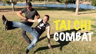 Real TAI CHI FIGHTING.....The Best